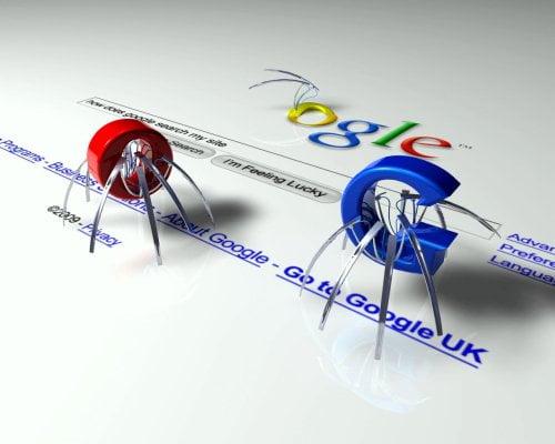 Leer hoe de Google spider werkt tijdens de SEO / Zoekmachineoptimalisatie opleiding voor VA en VP