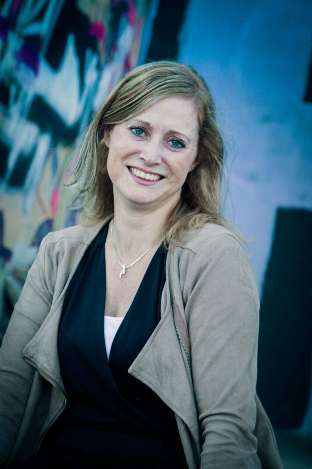 Trainer voor opleiding Microsoft 365 & Teams Inge Verheggen