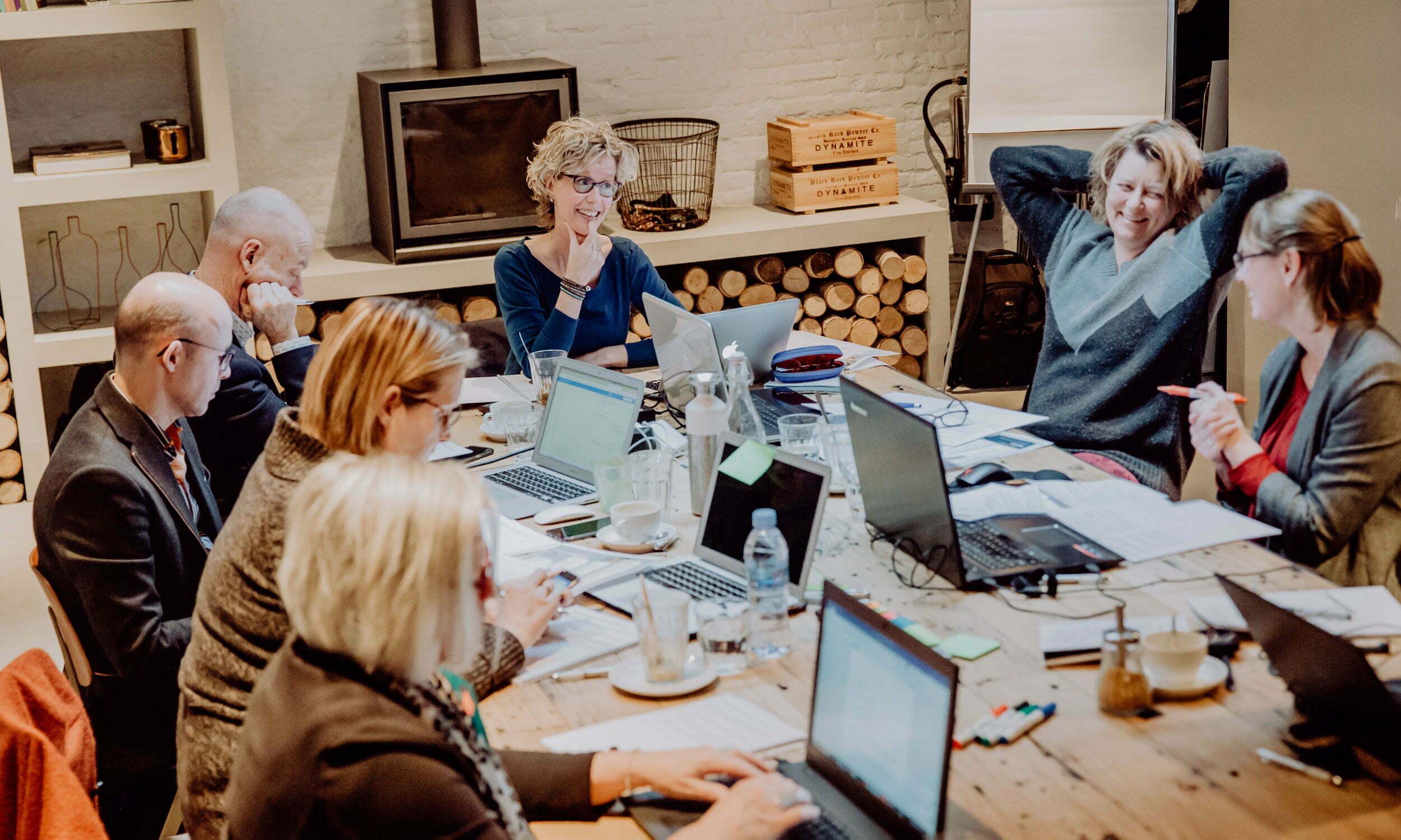 Opleiding LinkedIn voor VA en VP met trainer Masja Slootweg